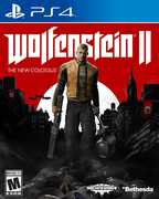 Wolfenstein II: The New Colossus for PlayStation 4