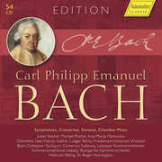 Complete Carl Philipp Emanuel Bach