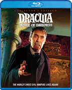 Dracula: Prince of Darkness (Collector's Edition) , Christopher Lee