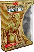 D&D Waterdeep Dragon Heist Dice (Dungeons & Dragons, D&D)