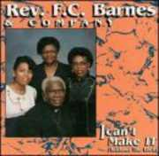 I Can't Make It (Without the Lord) - Live