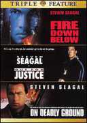 Fire Down Below & Out for Justice & on Deadly , Ed Bruce