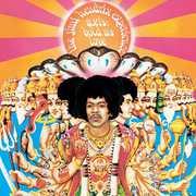 Axis: Bold As Love , Jimi Hendrix