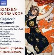 Capriccio Espagnol Op 34 , Gerard Schwarz