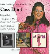 Cass Elliot/ Road Is No Place For A Lady/  Don't Call Me Mama Anymore [Import] , Cass Elliot