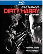 Dirty Harry Collection , Clint Eastwood