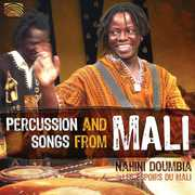 Percussion and Songs From Mali