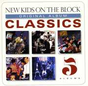 Original Album Classics , New Kids on the Block