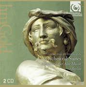 Orchestral Suites , Akademie f r Alte Musik, Berlin