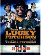 Live at the 55 Arts Club Berlin , Lucky Peterson