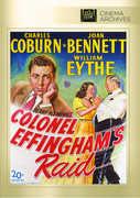 Colonel Effingham's Raid , Charles Coburn