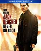 Jack Reacher: Never Go Back , Tom Cruise