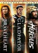 Ultimate Warrior Collection: Braveheart /  Gladiator /  Hercules: Triple Pack , Dwayne Johnson