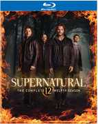 Supernatural: The Complete Twelfth Season , Jared Padalecki