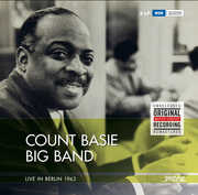 Live in Berlin 1963 , Count Basie Big Band