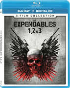 The Expendables 1, 2 & 3: 3-Film Collection , Sylvester Stallone