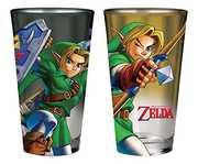 Zelda Pint Glass Set
