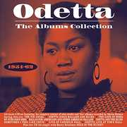 Albums Collection 1954-62 , Odetta