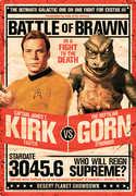 Star Trek- Kirk vs Gorn Tin Sign