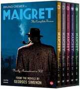 Maigret: Complete Series , Bruno Cremer