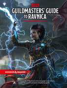 Dungeons & Dragons Guildmasters' Guide to Ravnica: Magic: The Gathering Adventure Book and Campaign Setting (Dungeons & Dragons, D&D)
