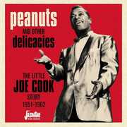 Peanuts & Other Delicacies: Little Joe Cook Story [Import] , Little Joe Cook