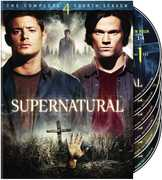 Supernatural: The Complete Fourth Season , Jared Padalecki