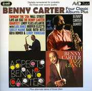 Jazz Giant /  Swingin In The 20s /  Sax Ala Carter /  Aspects