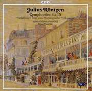 Symphonies 8 & 15 /  Variationen Uber Eine , David Porcelijn