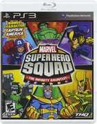 Marvel Super Hero Squad: Infinity Gauntlet  for PlayStation 3