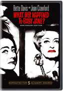 What Ever Happened to Baby Jane? , Joan Crawford