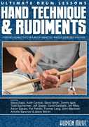 Ultimate Drum Lessons: Hand Technique & Rudiments