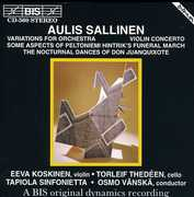 Variations for Orchestra Op8 , Torleif Thed en