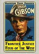 Frontier Justice (1936) /  Feud of the West (1936) , Hoot Gibson