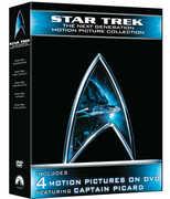 Star Trek - The Next Generation: Motion Picture Collection , Patrick Stewart