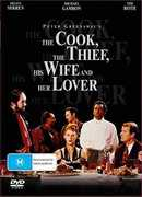 The Cook, The Thief, His Wife and Her Lover [Import] , Richard Bohringer