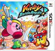 Kirby: Battle Royal for Nintendo 3DS