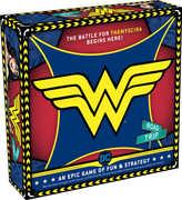 Road Trip- Wonder Woman Board Game