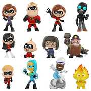 FUNKO MYSTERY MINI: Disney - Incredibles 2 Blindbox (One Figure PerPurchase)