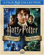 Harry Potter and the Sorcerer's Stone /  Harry Potter and the Chamber of Secrets , Richard Harris