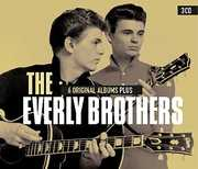 6 Original Albums Plus [Import] , The Everly Brothers