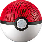 Pokemon PiB67PLFMv6 Pokeball Bluetooth Speaker Red White