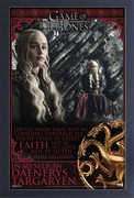 Game Of Thrones Daenerys Faith in Myself 11x17 Framed Gel Coat Print