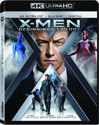 X-men Beginnings Trilogy