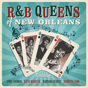 R&B Queens Of New Orleans /  Various [Import] , Various Artists
