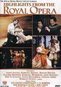 Highlights From the Royal Opera , Kiri Te Kanawa