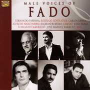Male Voices of Fado /  Various , Various Artists