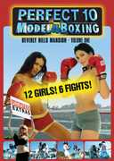 Perfect 10 Model Boxing 1 , Tanjareen Martin