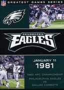 Philadelphia Eagles 1980 NFC Championship Game , Ron Jaworski