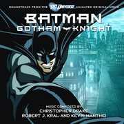 Batman: Gotham Knight (Original Soundtrack) , Various Artists